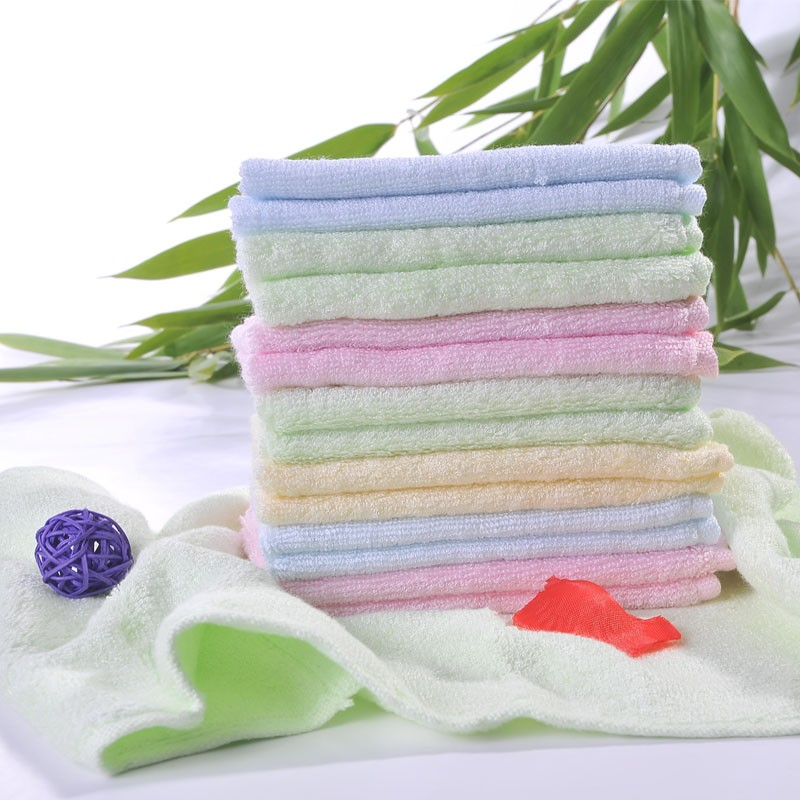 100% Bamboo Fiber Super Soft Towels