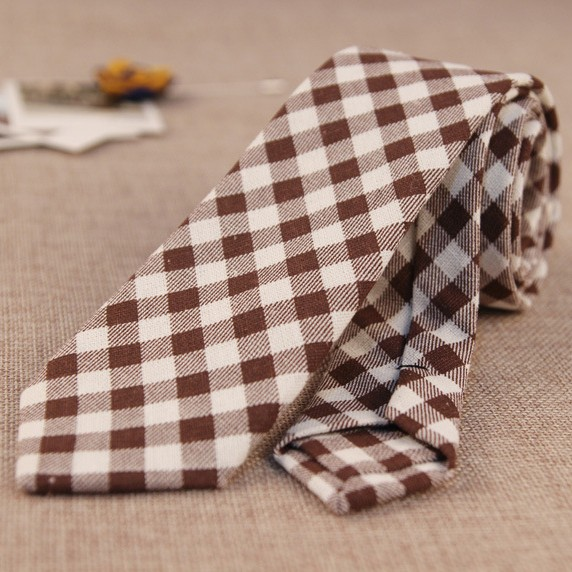 100% Cotton Floral Printed Casual Men Ties