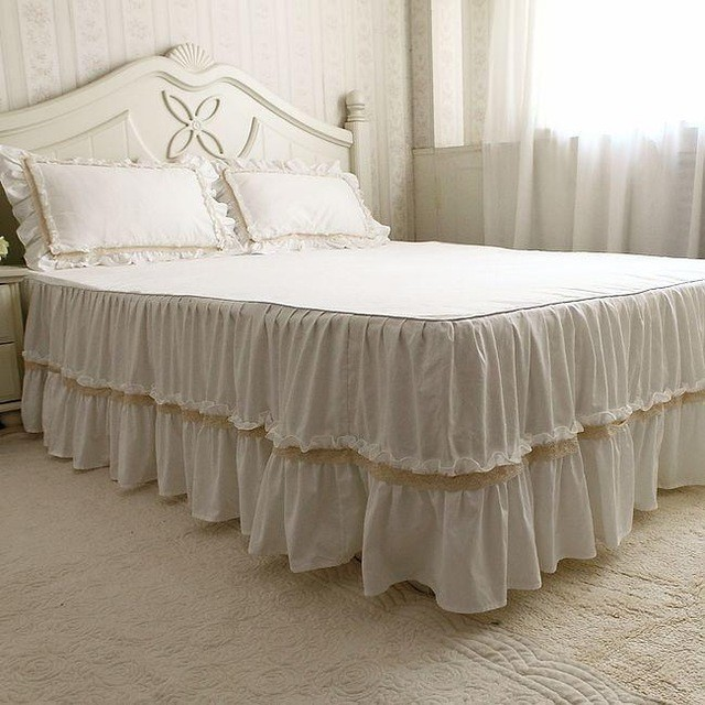 100% Cotton Plain Bed Covers