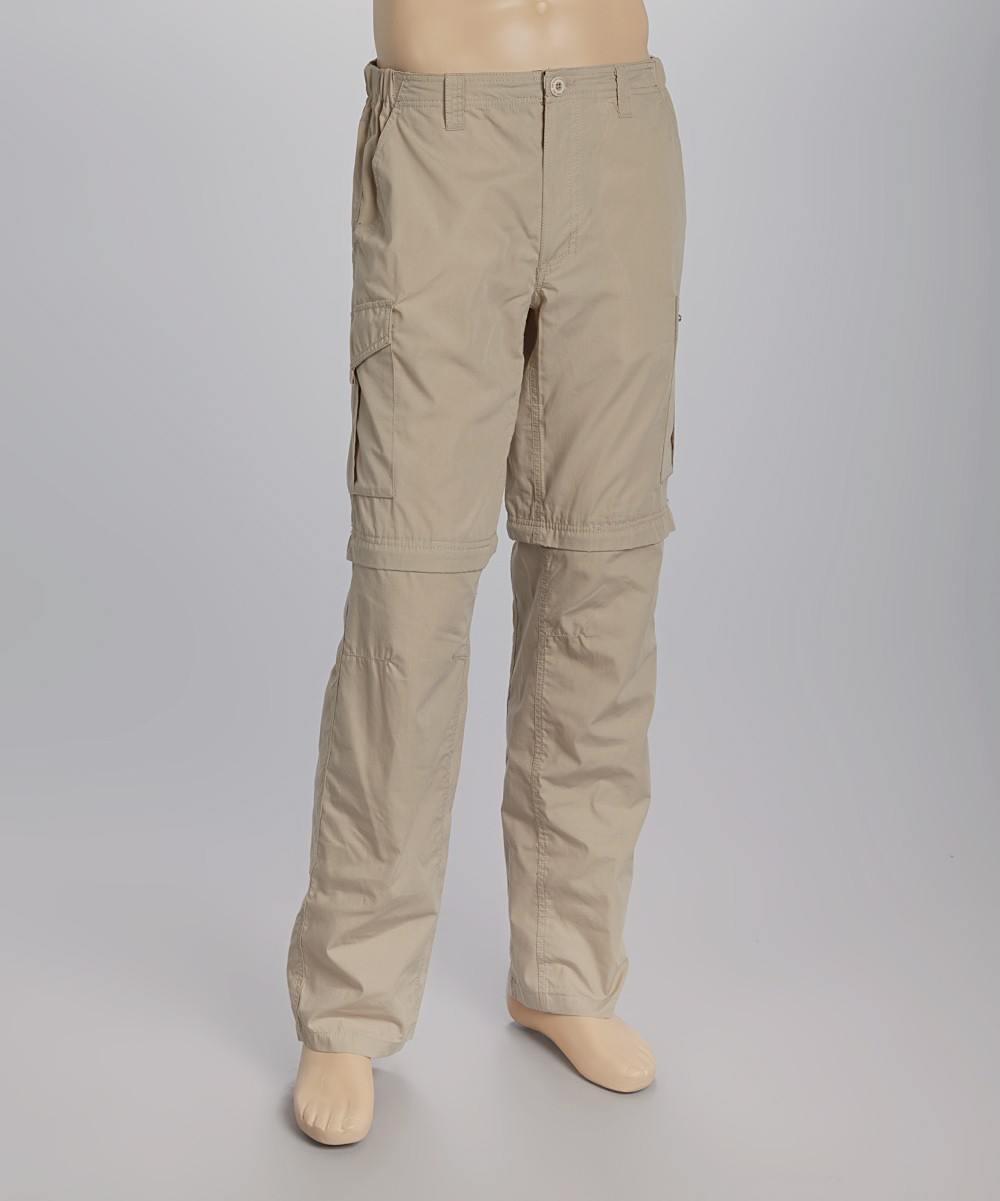 Convertible Zip-Off Pants
