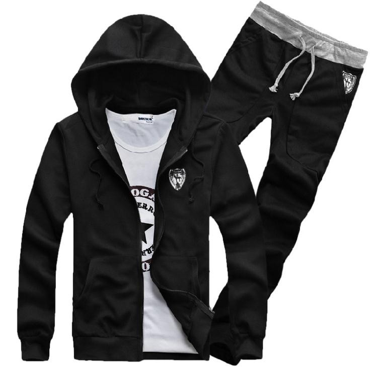 Fashionable Winter Mens Slim Tracksuits