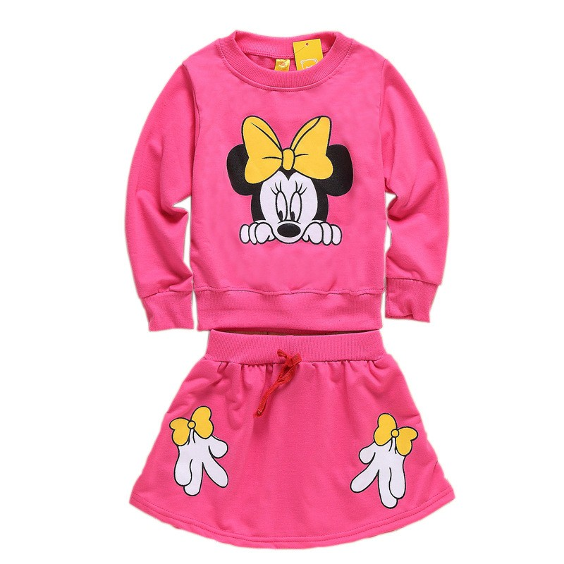 Girls Cotton Clothing Set