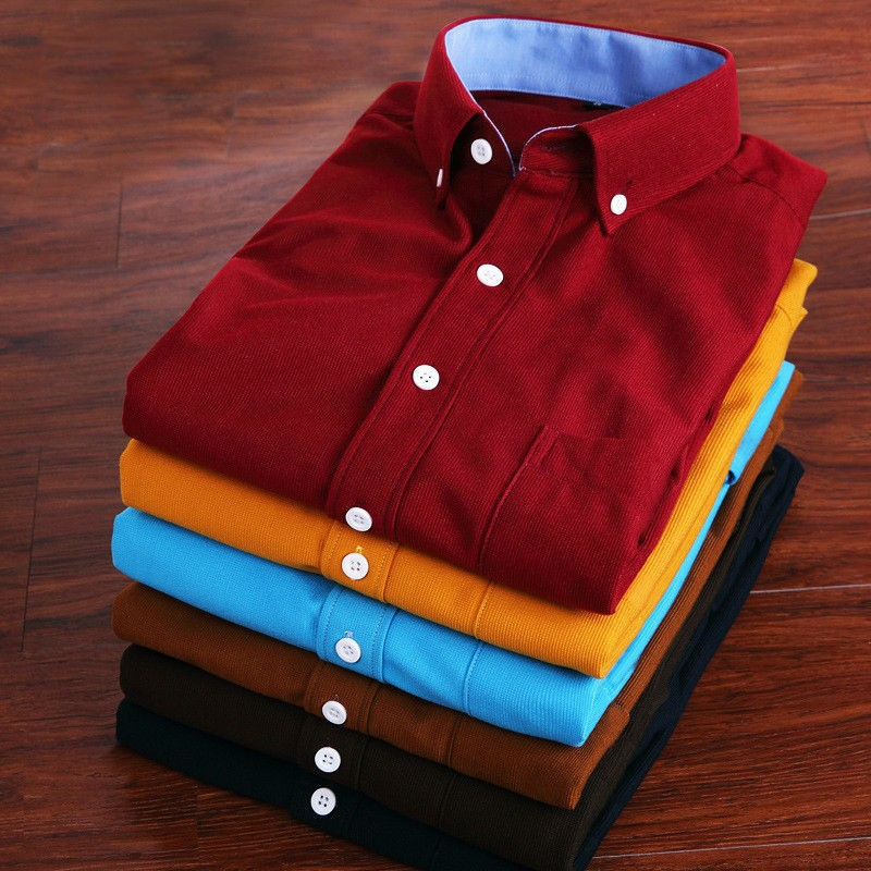 High Quality Mens Long Sleeve Shirts