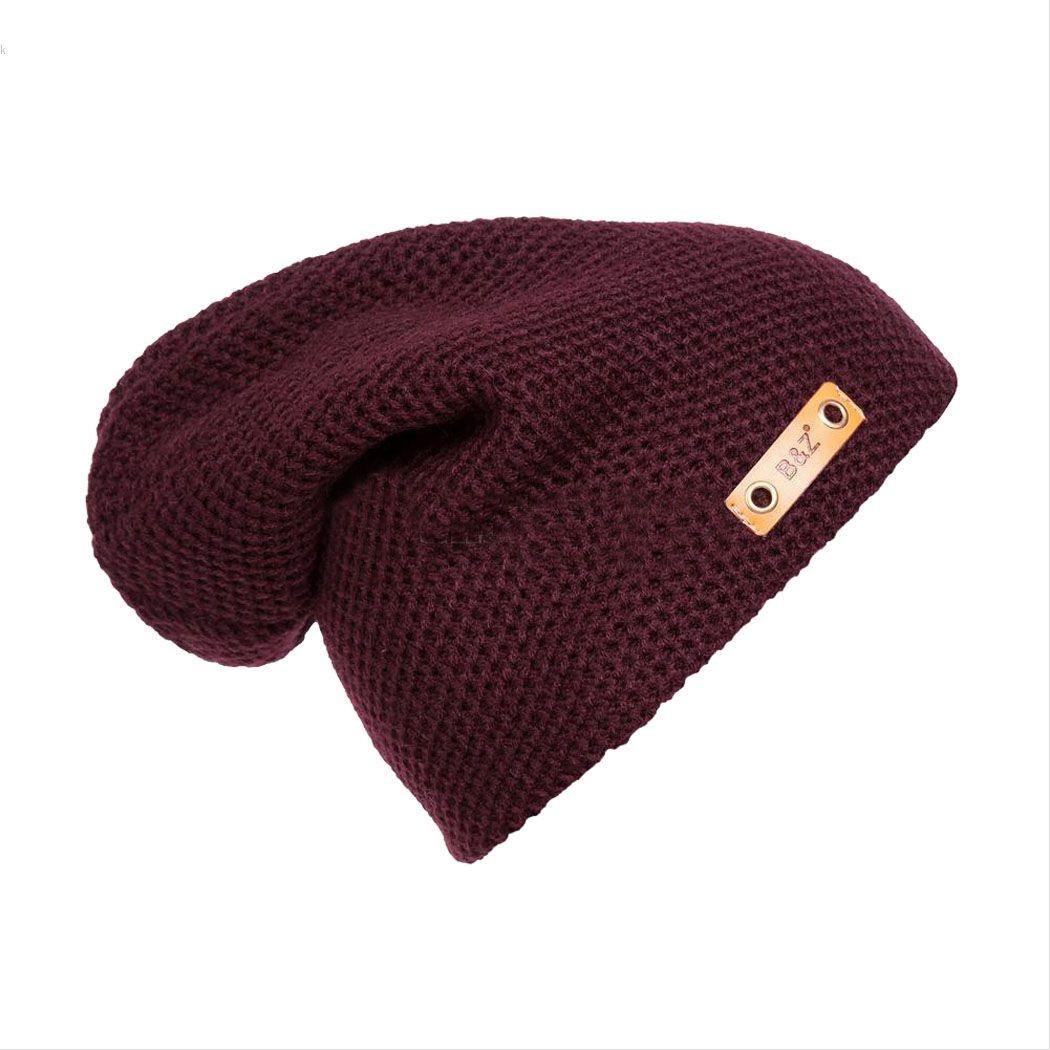 High Quality New Winter Skullies Caps
