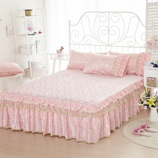 Jacquard Style Velvet Bed Covers