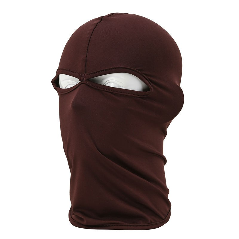 Men & Women Outdoor UV Protect Full Face Mask