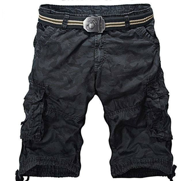 Mens Cotton Cargo shorts