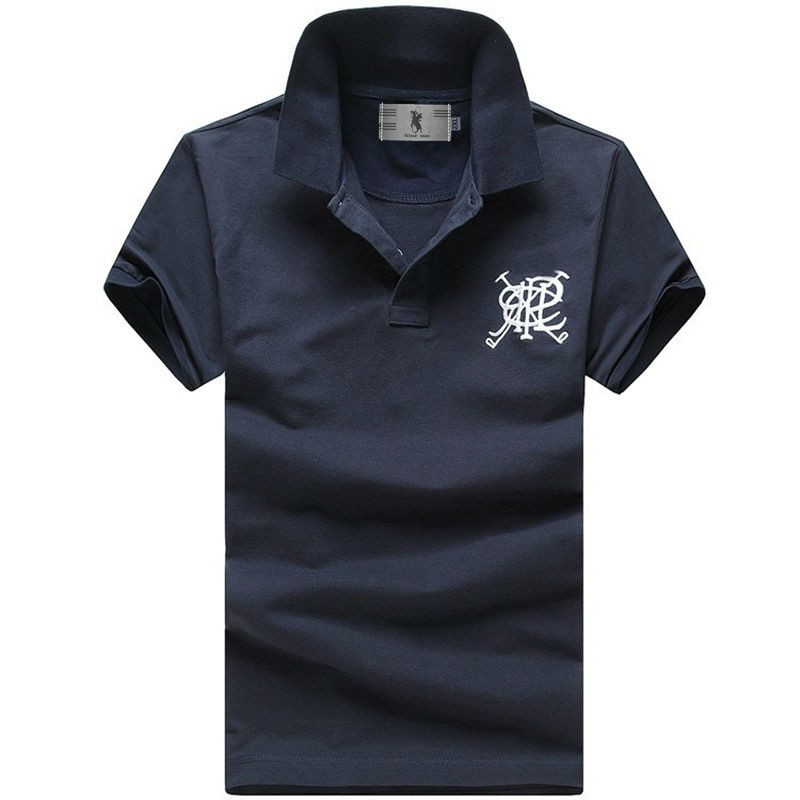Mens Fashionable 100% Cotton Polo Tshirts