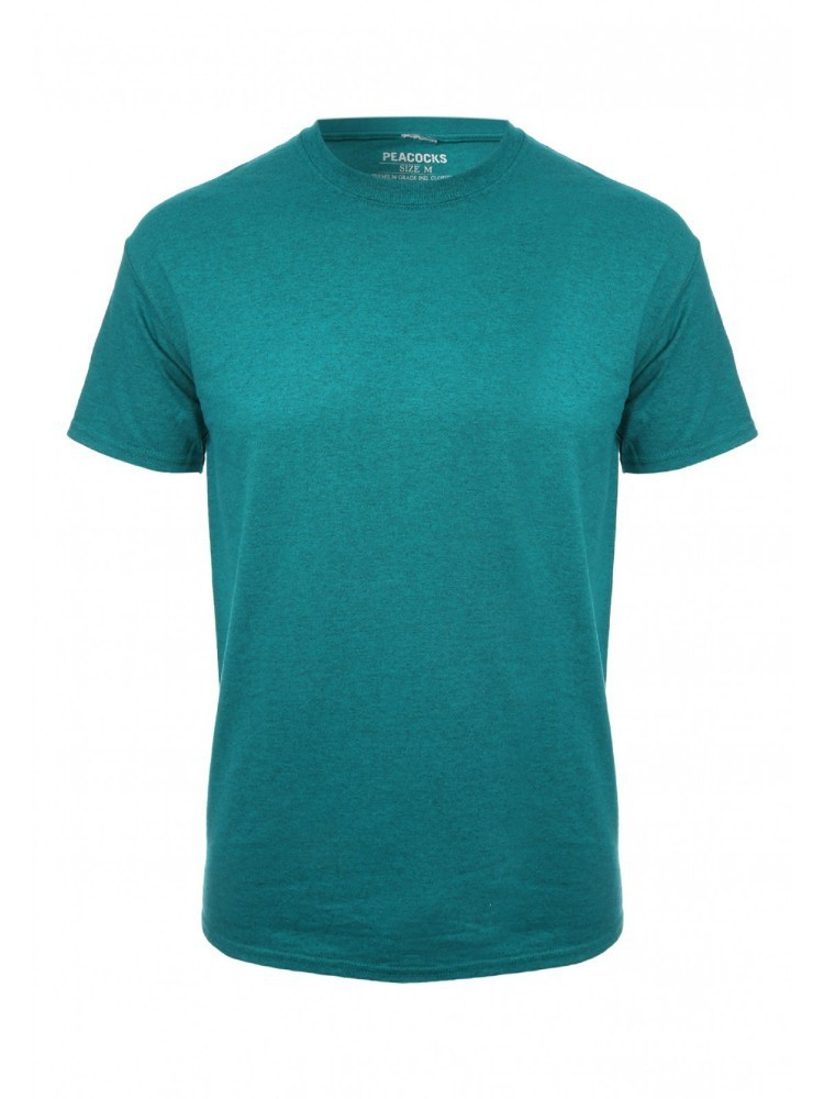 Mens Round Neck Stretch Fit Tshirts