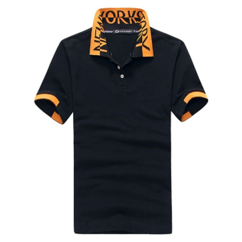 Mens Short Sleeve Casual Polo Tshirts