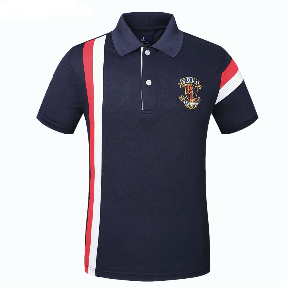Mens Short Sleeve Sportswear Polo Tshirts