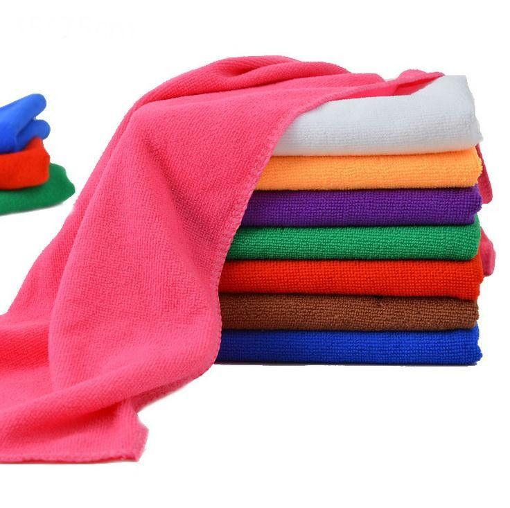 Microfiber Fabric Durable Towels
