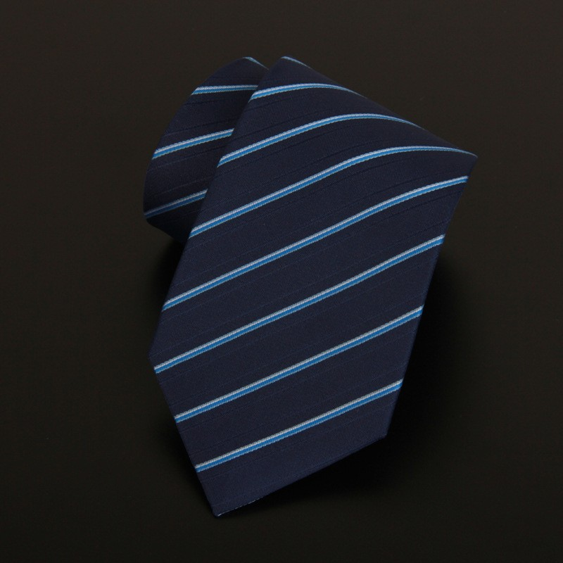 New Fashion Plaid Striped Mens Formal Ties