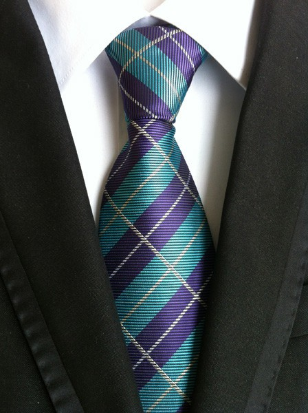 Unique Men Fashion Stripes Formal Ties