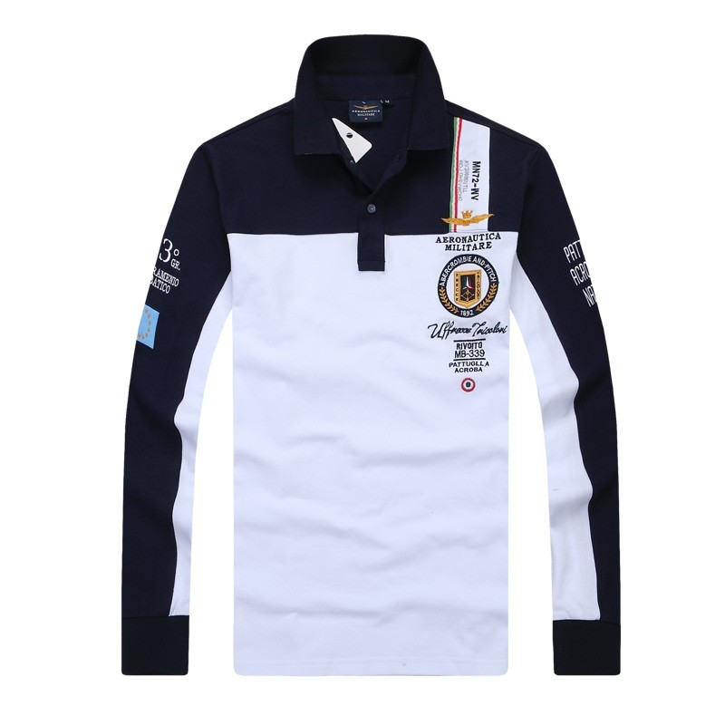 8e1b9f580370 Best Quality Mens Long Sleeve Polo Tshirts Creative India Exports