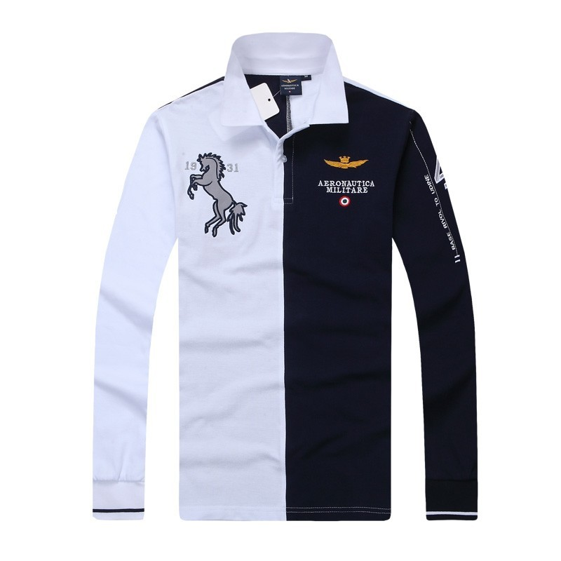 Best quality mens long sleeve polo tshirts creative india for Good quality long sleeve t shirts