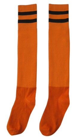 Boys Striped Soccer Socks
