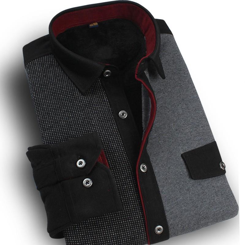 Casual cotton plaid mens long sleeve shirts creative india for Mens long sleeve casual cotton shirts