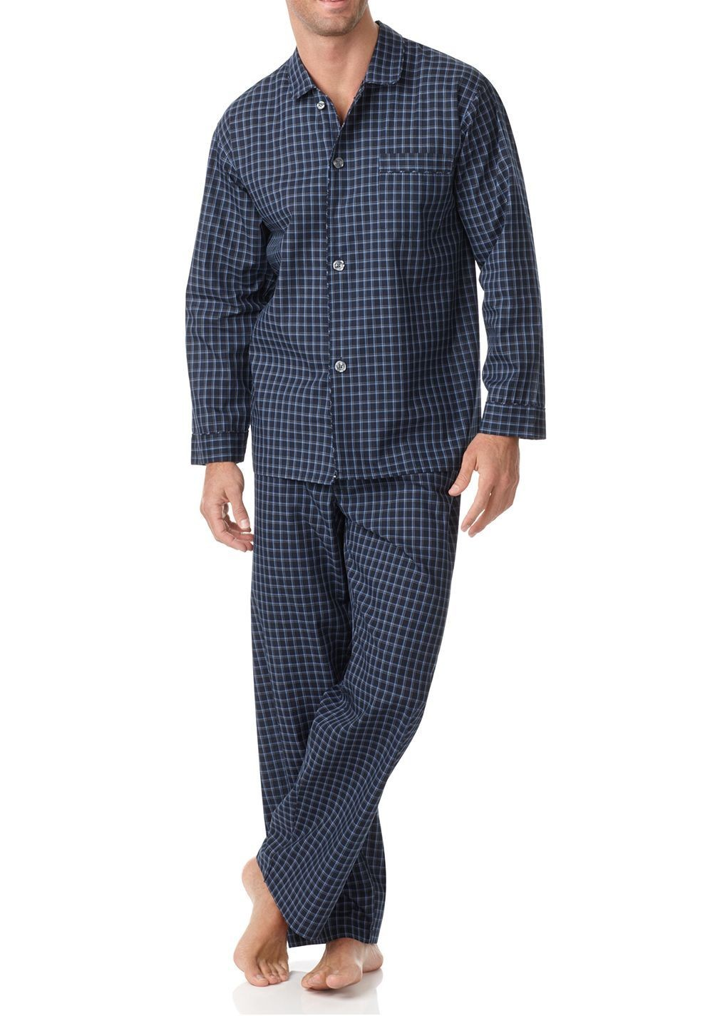 Mens Polyster Nightsuit Creative India Exports