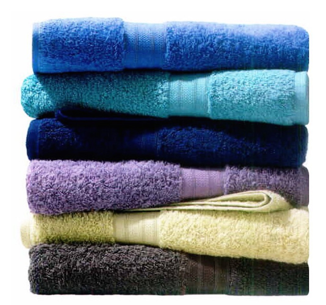 Bath Towels India Online: Dobby Cotton Bath Towel Creative India Exports