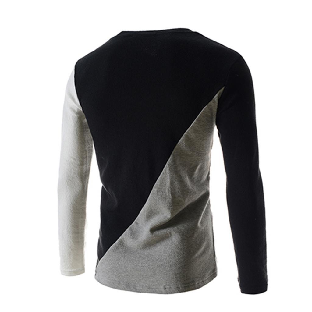 Best quality black t shirt - High Quality Long Sleeve Casual Tshirts