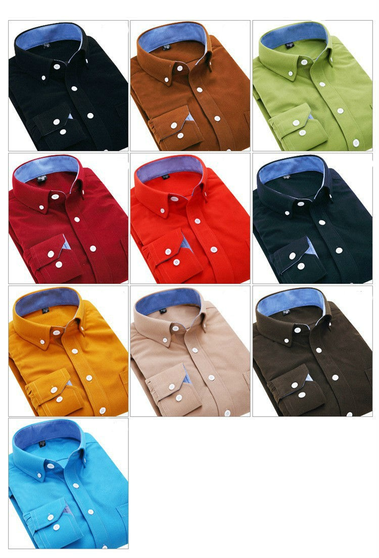 High Quality Mens Long Sleeve Shirts Creative India Exports