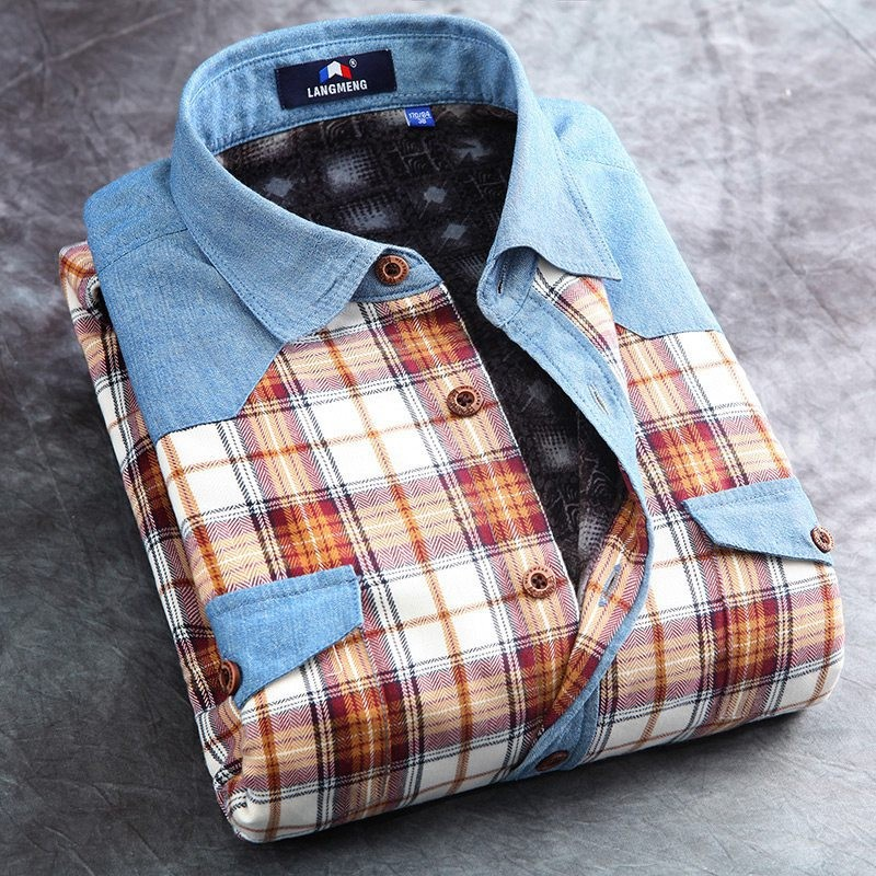 mens long sleeve slim fit flannel shirts creative india
