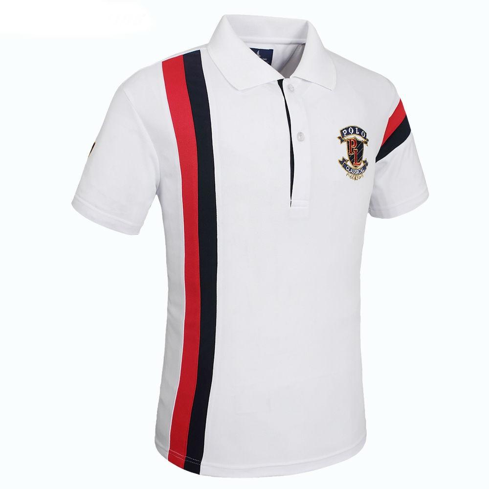 Mens Short Sleeve Sportswear Polo Tshirts Creative India ...