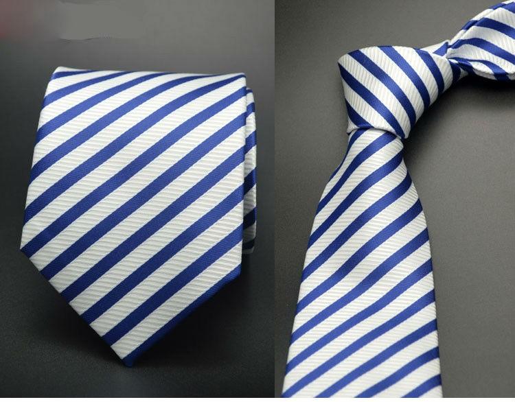 mens designer ties rl34  newest formal clic style stripe men ties creative india exports