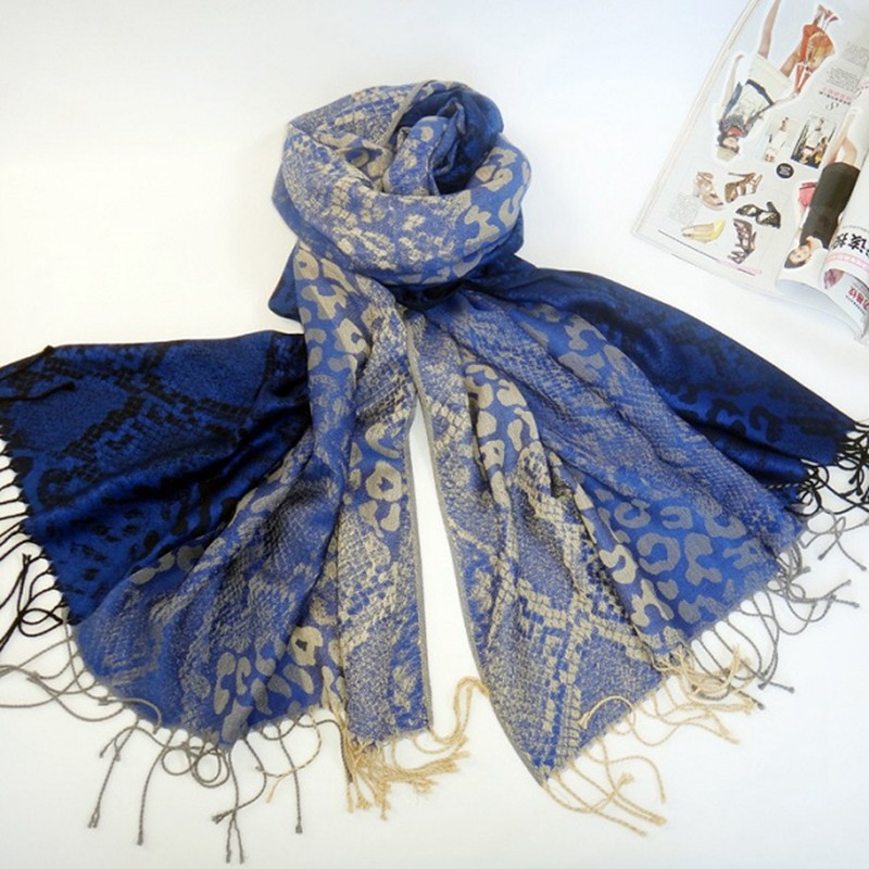 Top Quality Designer Fringed Women Scarves