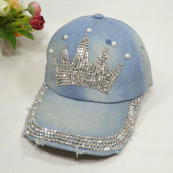 Women Casual Crown Fashion Summer Caps