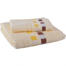 100% Bamboo Fiber Towels Set