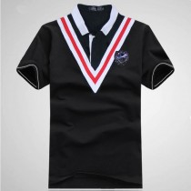 100% Cotton Embroidery New Polo Tshirts