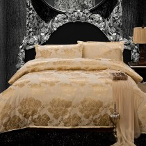 100% Satin Silk Comforter Sets