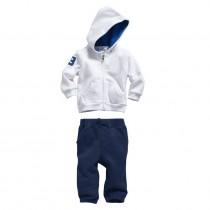 Boys Cotton Fashion Coat Set