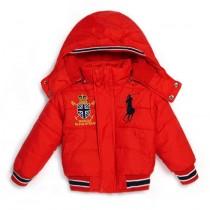 Boys Cotton Hooded Jacket