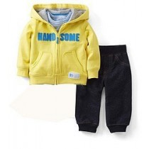 Boys Stylish Sweatshirt Sets