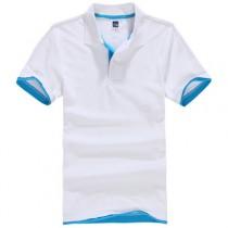 Classic Short Sleeve Cotton Polo Tshirts