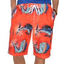 100% Polyster Hawaiian Shorts