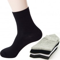 High Quality Combed Cotton Men Socks