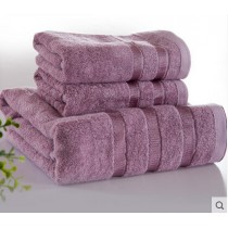 High Quality Cotton Towels Set 3 Pcs
