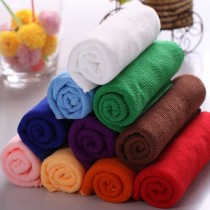 Soft Microfiber Fabric Face Towel 30*70cm