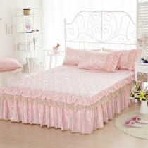 Jacquard Style Velvet Bed Covers