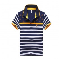 Latest Contrast Colored Slim Fit Polos