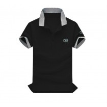 Latest Fashion Short Sleeve Cotton Polos