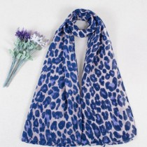 Leopard Print Fashionable Women Scarves