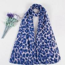Leopard Print Fashionable Women Scarves