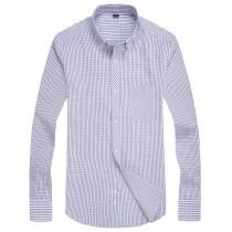 Mens High Quality Cotton Striped Casual Shirts