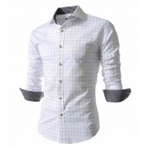 Mens New High Quality Long Sleeve Shirts