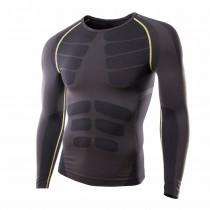 Mens Slim Fit Running Sport Gym Tshirts